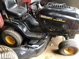 Yard Machines CVT Riding Lawn Mower
