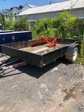 10ft x 6.5 ft JRC Landscape Trailer