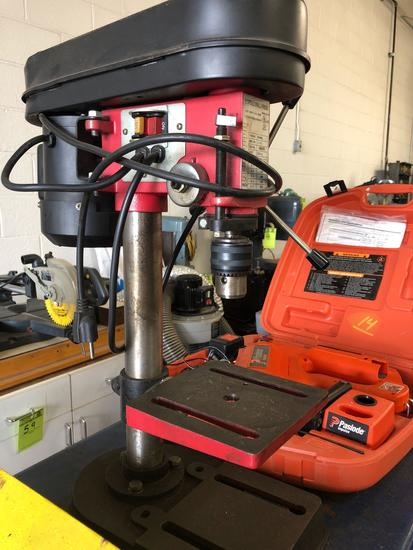 5 Speed Table Top Drill Press