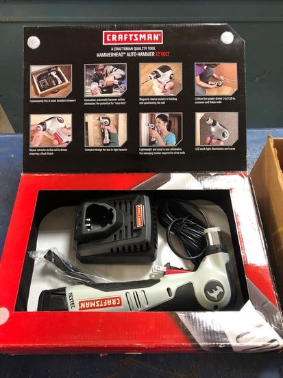 Craftsman NexTec 12v Hammerhead Auto Hammer