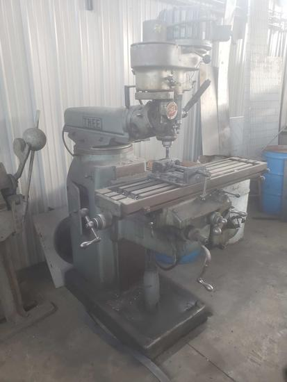 tree milling machine model number 4036 - xx2542