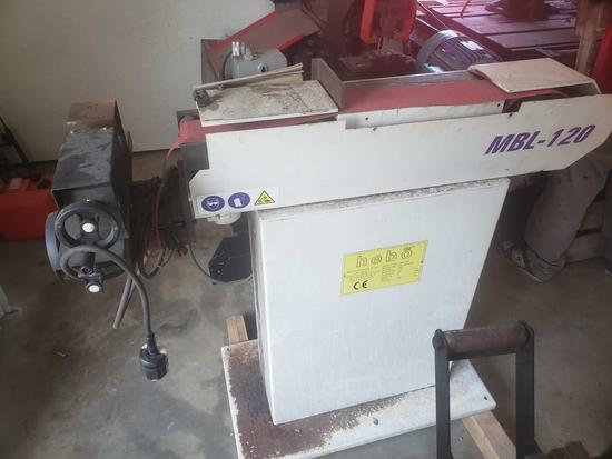hebo mbl - 120 Belt Sander/ grinder