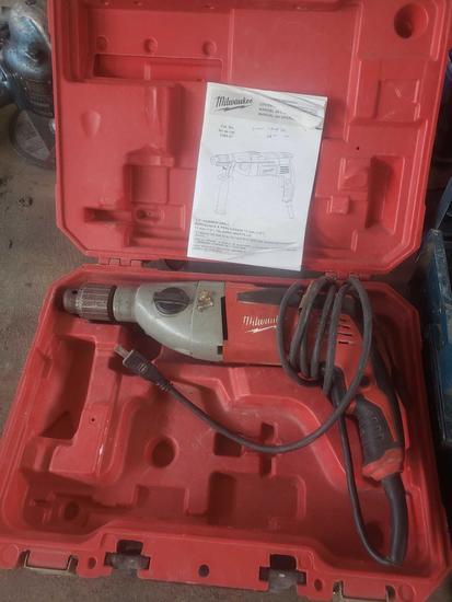 Milwaukee 1/2 inch Hammer Drill