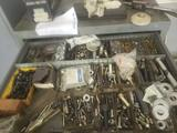 Miscellaneous hardware bolts and washers