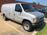 2002 Ford E-250 Delivery Van