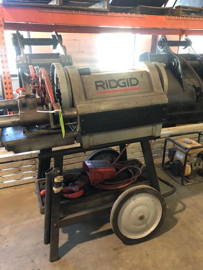 Ridgid Threader Machine #1224