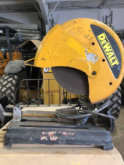 Dewalt DE871 14in Chop Saw