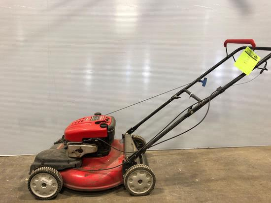 Troy-Bilt 6.5 Hp Self Propelled Lawn Mower