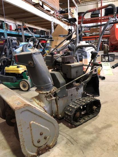 Craftsman 5/24 Tracked Snow Blower