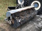 Sweepster 72 in Skidloader Sweeper Attachment #S32C6