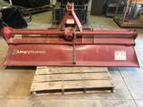 Long Agribusiness 3 pt Rear Tine Tiller Attachment #8080