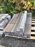 Assorted pallet of L Shape Block