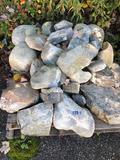 Assorted pallet of landscape stone