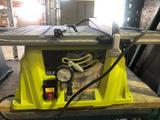 Ryobi 10in Portable Table Saw