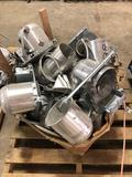 Lot of Can Lighting