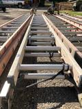 Werner Fiberglass 30ft Extension Ladder