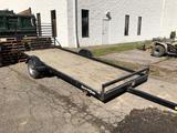 Sport Club 14ft x 5.5ft Sinlge Axle Tilt Bed Trailer w/Ramp
