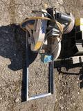 Dresser Super electric wet saw