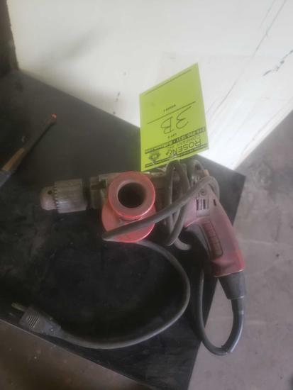 Milwaukee Corded Drill, in working condition