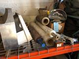 1/2 shelf contents. Shrink wrap, Bike Parts & More