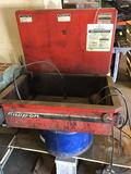 Snap-On YDM132 parts washer 120 volt