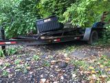Equipment/Car trailer