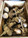 Group lot of Torch Gages