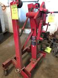 Central Machinery 1 Ton Foldable Engine Stand
