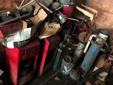 Large 30 ft Trailer Load of Misc Auto Shop/Contents