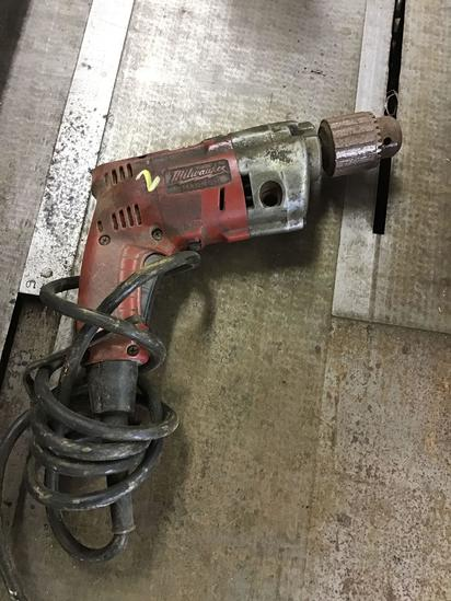Milwaukee 1/2 inch corded drill