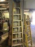 Davidson 8 foot ladder