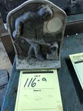 Vintage Wooden Sterling image/Mold