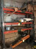 Slot Style 7 ft Section of Racking