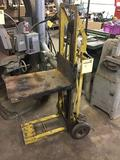 Big Joe hydraulic cart