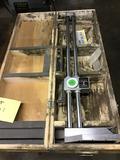 Double column 0-24 inch height gauge