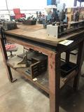 Steel Welding Work Bench