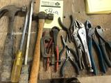 Lot of misc assorted tools