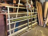 SSC Panel Saw #CDJD w/ 10ft Panel