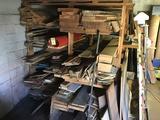 Lumber rack lot, read full description. Not a junk lot