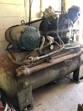 Ingersoll Rand Type 30 Horizontal Air Compressor
