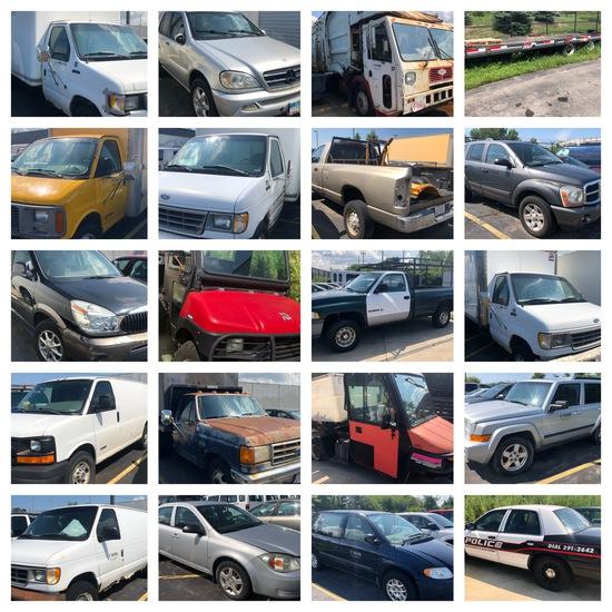 CMHA excess Equipment Auction
