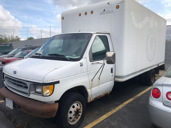 1994 Ford E-350 15 ft Box Truck (A4)