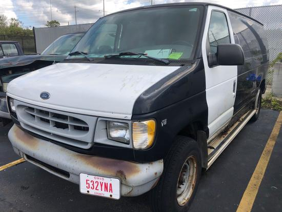 1998 Ford Cargo Van (A10)