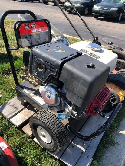 Job Pro 3500 PSI Power Washer