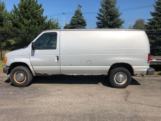 2004 Ford E-250 Econoline Van (A50)