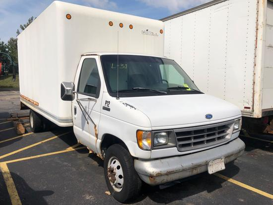 1994 Ford E-350 15ft Box Truck (A05)