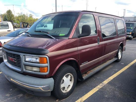 1998 GMC Savana 1500 (A11)