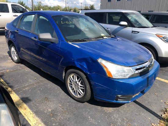 2011 Ford Focus (A71)