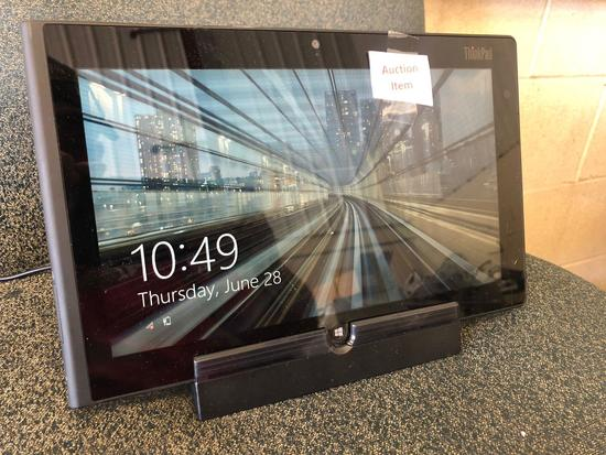 Lenovo Think Pad w/Dock.