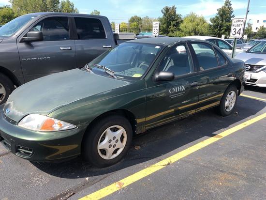 2001 Chevy Cavalier (A22)